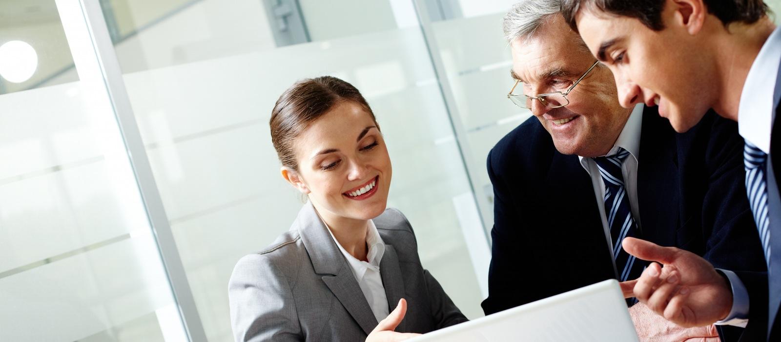 Angebot für klein- und mittelständische Unternehmen